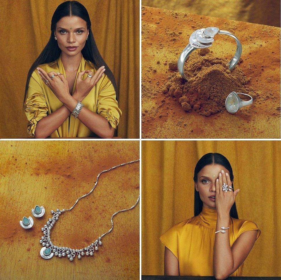 "Коллекция ""India"" от UNOde50"