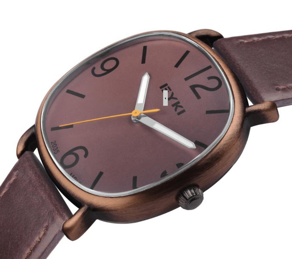 часы квадратные прямоугольные механические ручные мужские